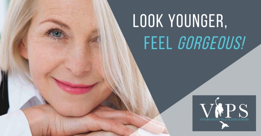 look younger. feel gorgeous.