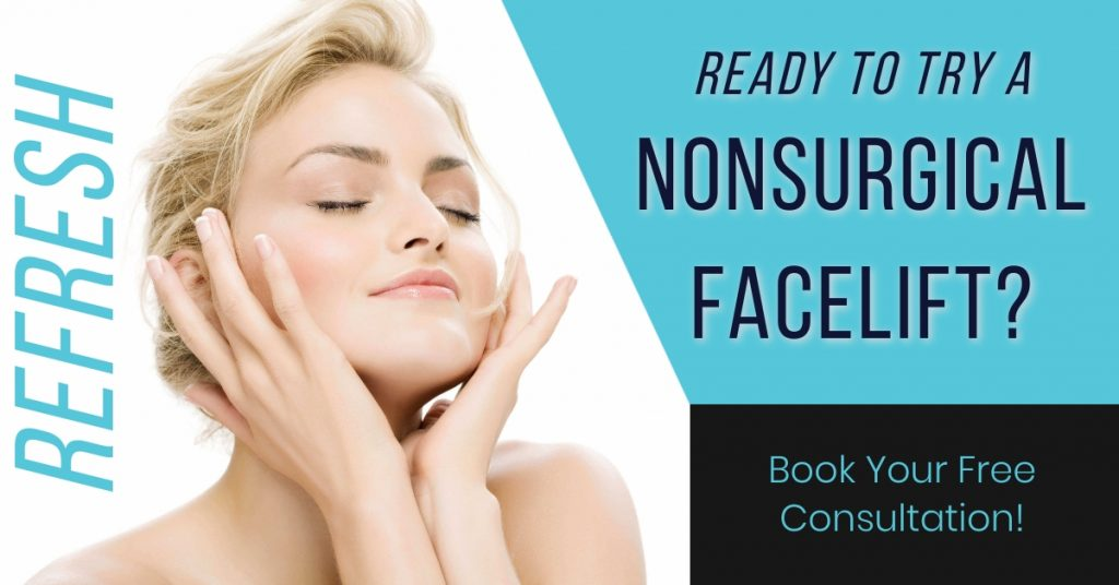 ready to try a nonsurgical facelift?