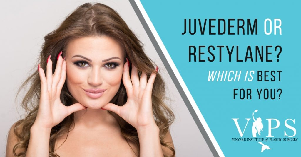 juvederm or restylane: which is best for you?