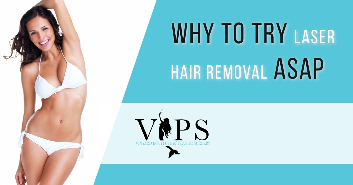 why to try laser hair removal asap