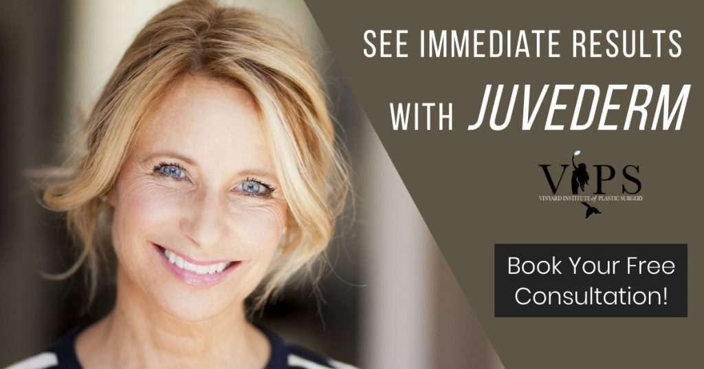see immediate results with juvederm