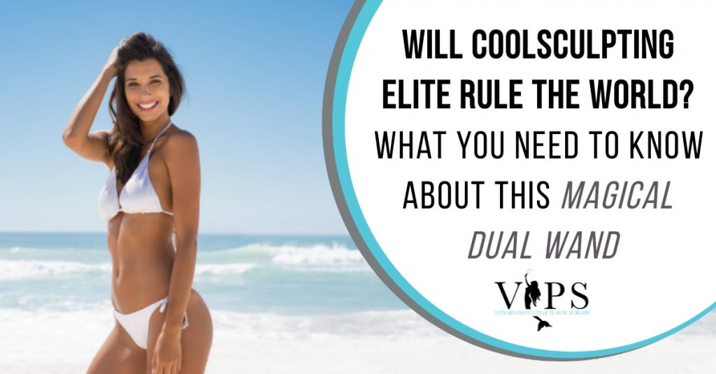 Will CoolSculpting Elite Rule the World? What You Need to Know about This Magical Dual Wand