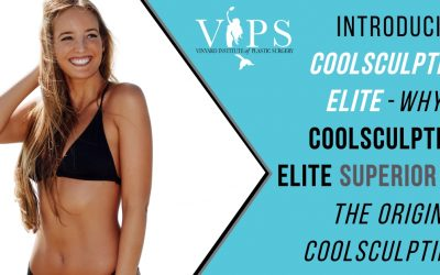Introducing CoolSculpting® Elite – Why Is Coolsculpting® Elite Superior To The Original CoolSculpting®?