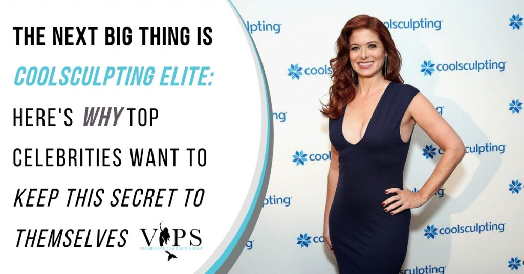 The Next Big Thing is CoolSculpting Elite Here's Why Top Celebrities Want to Keep This Secret to Themselves
