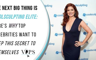 The Next Big Thing is CoolSculpting Elite: Here's Why Top Celebrities Want to Keep This Secret to Themselves