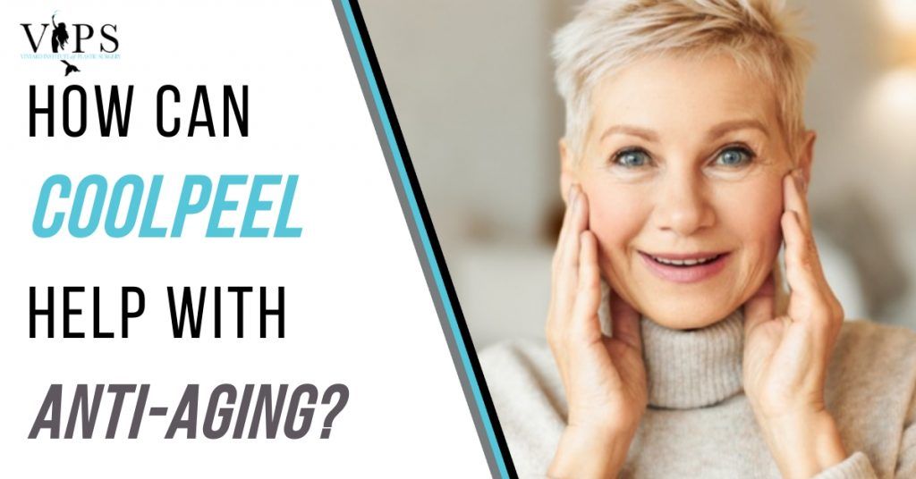 How Can CoolPeel Help With Anti-Aging