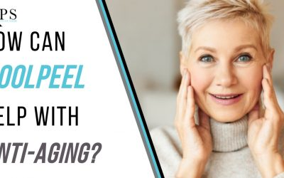 How Can CoolPeel Help With Anti-Aging?