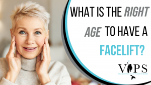 What Is The Right Age To Have A Facelift
